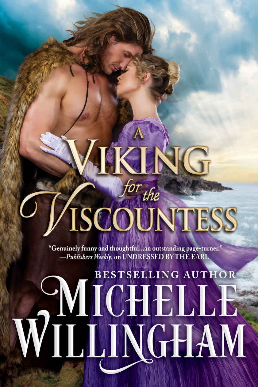 Title: A Viking For the Viscountess